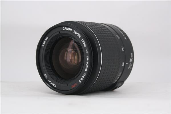 Canon EF 28-90mm f/4.0-5.6 (All Versions)