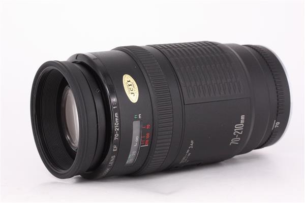 Canon EF 70-210mm f/4