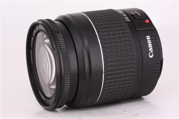 Canon EF 28-80mm f/3.5-5.6 II