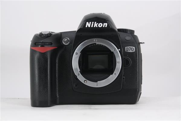 Nikon D70 Body Only