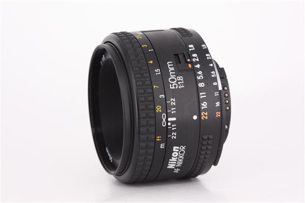 Nikon AF Nikkor 50mm f/1.8