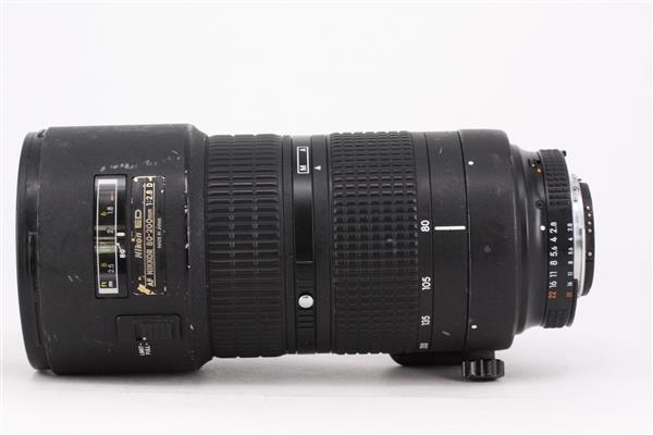 Nikon AF Zoom-Nikkor 80-200mm f/2.8D ED