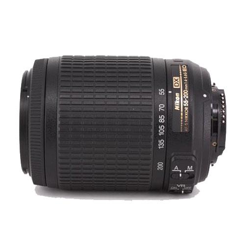 Nikon AF-S 55-200mm f/4-5.6G DX VR