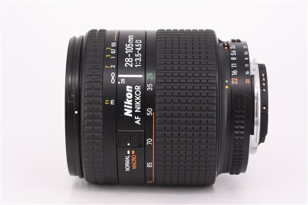 Nikon AF 28-105mm f/3.5-4.5D