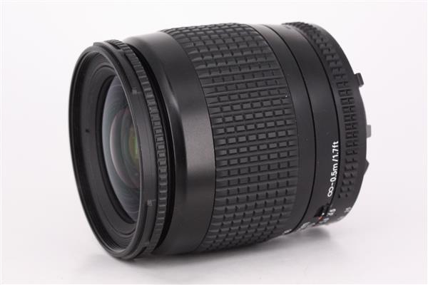 Nikon AF Nikkor 28-80mm f/3.5-5.6D (post-1999)
