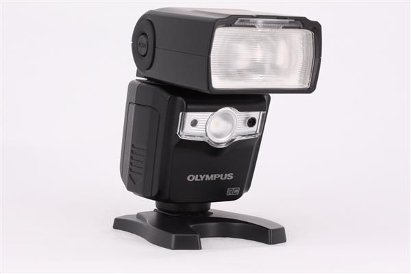 Olympus FL-600R Flashgun with Wireless Control and LED Lamp