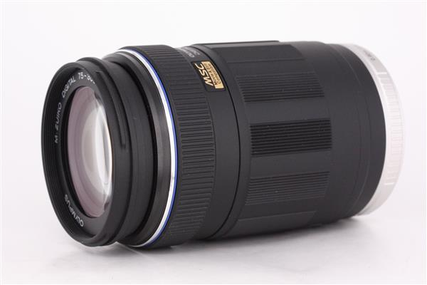 Olympus M-Zuiko ED 75-300mm f/4.8-6.7 Lens - Black