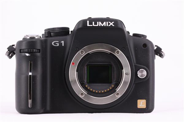 Panasonic LUMIX G1 Body