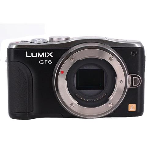 Panasonic LUMIX GF6 Body