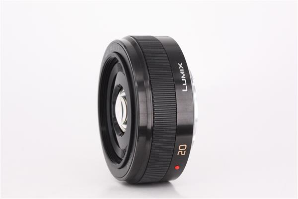 Panasonic 20mm f/1.7 II ASPH LUMIX G