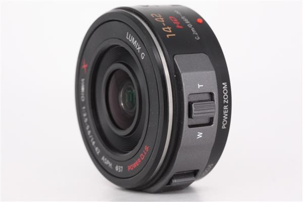 Panasonic 14-42mm f/3.5-5.6 X Series ASPH. POWER O.I.S. LUMIX G PZ - Ex Display