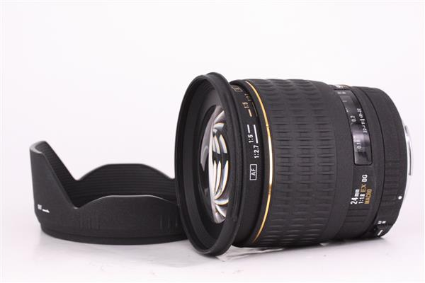 Sigma 24mm f1.8 Aspherical Macro EX ( For Canon AF)