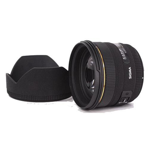 Sigma 50mm f1.4 EX DG HSM for Canon EF/ EF-S