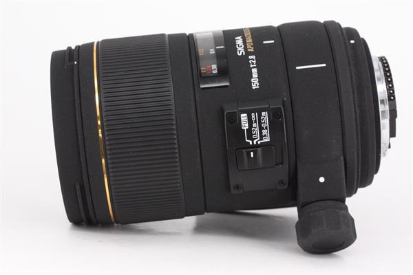 Sigma 150mm f/2.8 APO EX DG Macro HSM (Nikon AF)