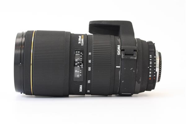 Sigma 70-200mm f/2.8 EX DG HSM (Nikon AF)