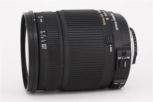 Sigma 18-250mm f3.5-6.3 DC OS HSM (Nikon AF)