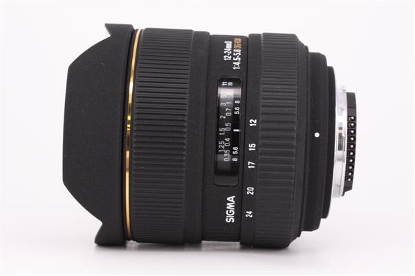 Sigma 12-24mm f/4.5-5.6 EX DG HSM Aspherical (Nikon AF)