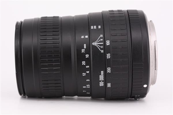 Sigma 100-300mm f/4.5-6.7 DL (Canon Fit)