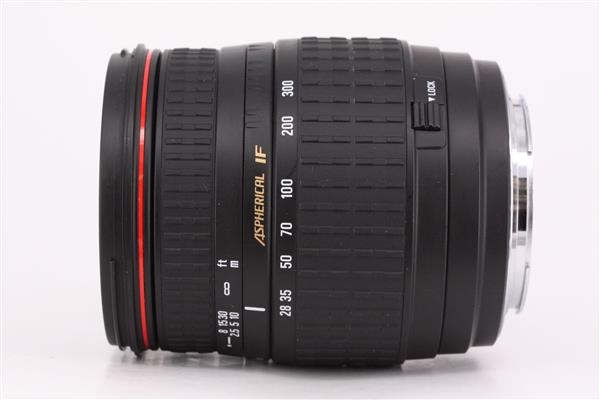Sigma 28-300mm f/3.5-6.3 Aspherical IF Hyperzoom (Canon AF)