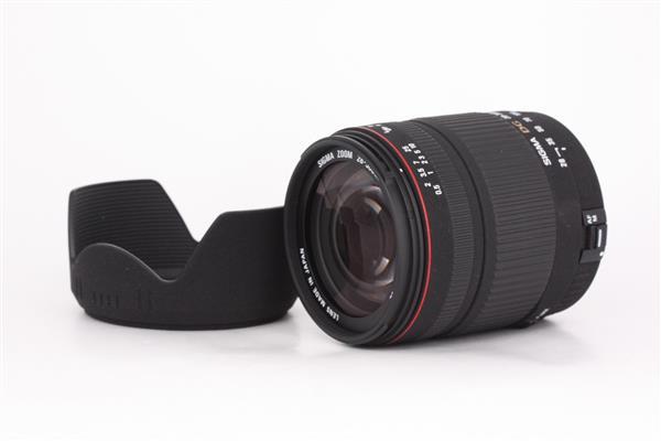 Sigma 28-300mm f/3.5-6.3 DG Macro (Canon AF)
