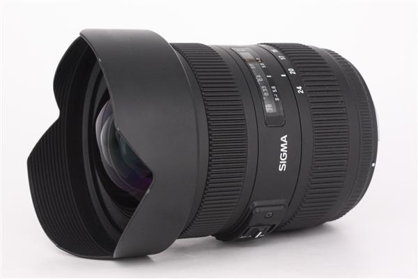 Sigma 12-24mm f/4.5-5.6 DG HSM II Lens for Canon AF