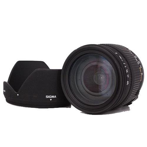 Sigma 18-50mm f/2.8 EX DC (Nikon AFD)