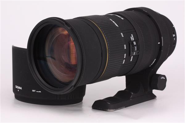 Sigma 50-500mm f/4-6.3 EX DG APO HSM (Canon Fit)