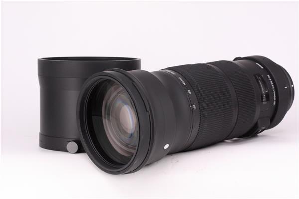 Sigma 120-300mm f/2.8 EX DG OS HSM S Lens  for Nikon