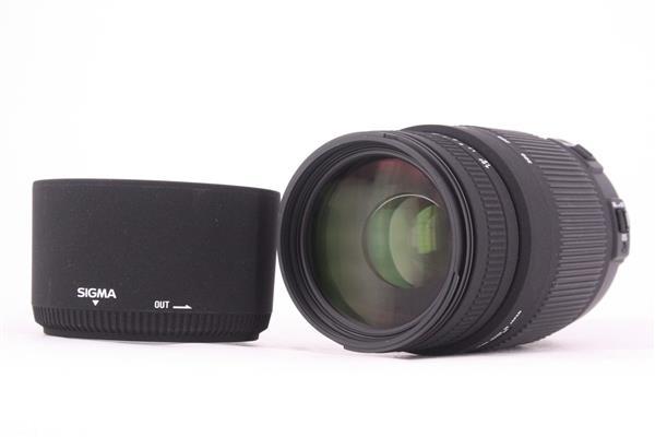 Sigma 70-300mm f/4-5.6 DG OS (Nikon Fit - Motorised)