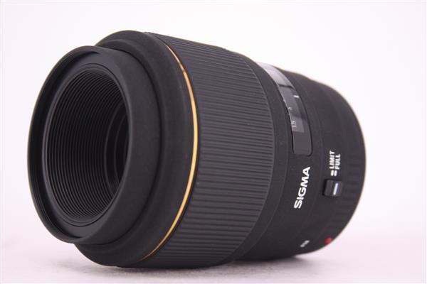 Sigma 105mm f/2.8 EX DG Macro (Sony Fit)