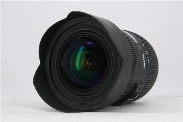 Sigma 12-24mm f/4.5-5.6 DG HSM II for Nikon AF