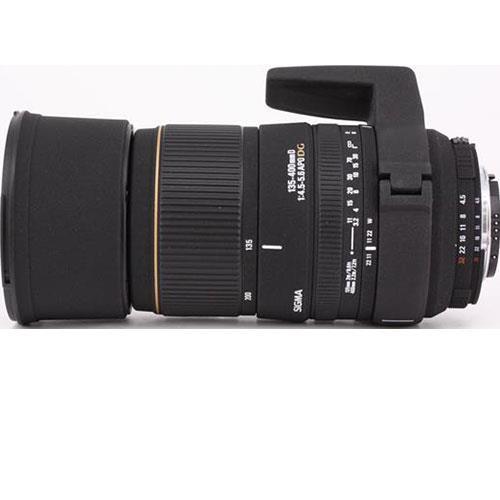 Sigma 135-400mm f/4.5-5.6 APO DG (Nikon AF)