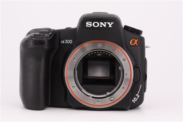 Sony Alpha 300 (A300) Body