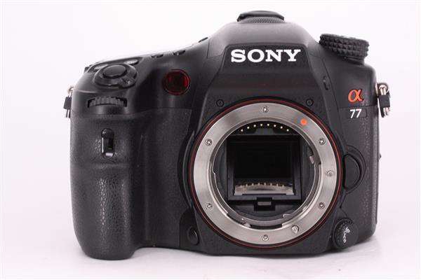 Sony A77 Body