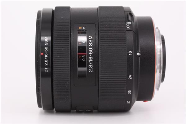 Sony SAL-1650 16-50mm f/2.8 Lens for Alpha