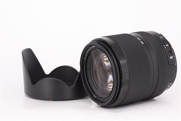 Sony 18-135mm f/3.5-5.6 SAM Lens