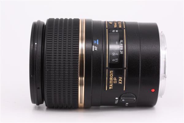 Tamron SP AF 90mm f/2.8 Di Macro 1:1 (Canon AF)