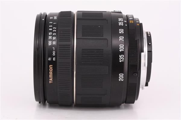 TAMRON 28-200mm f/3.8-5.6 Aspherical (Canon AF)