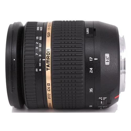 Tamron SP AF 17-50mm f/2.8 XR Di II LD Aspherical IF (Canon Fit)