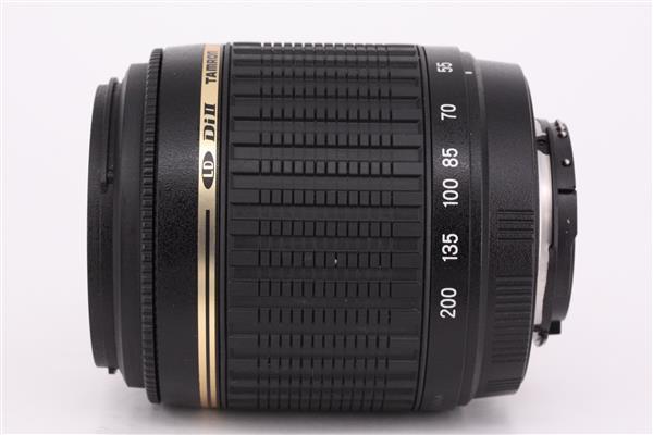 Tamron AF 55-200mm f/4-5.6 Di II LD Macro (Nikon Fit)