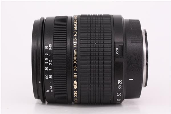 Tamron AF 28-300mm f/3.5-6.3 XR Di LD Aspherical IF Macro (Sony Fit)