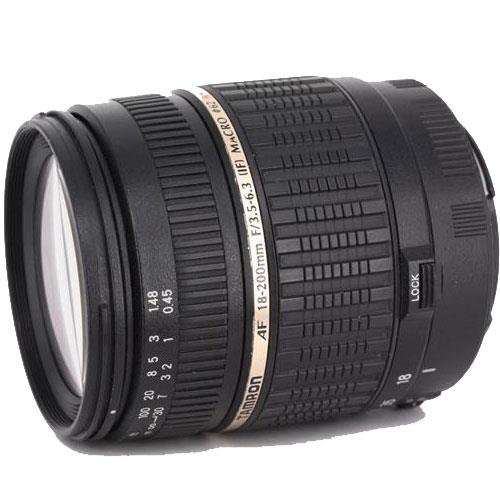 Tamron 18-200mm f/3.5-6.3 XR Di II Lens (Canon AF).
