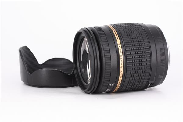 Tamron AF 18-250mm f/3.5-6.3 Di II LD Aspherical IF Macro (Canon Fit)