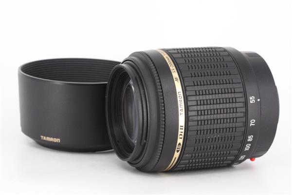 Tamron AF 55-200mm f/4-5.6 Di II LD Macro (Sony Fit)