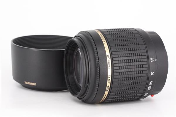 Tamron AF 55-200mm f/4-5.6 Di II LD Macro (Sony Fit)