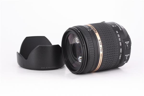 Tamron AF 18-270mm f/3.5-6.3 Di II VC PZD Lens (Nikon AF)