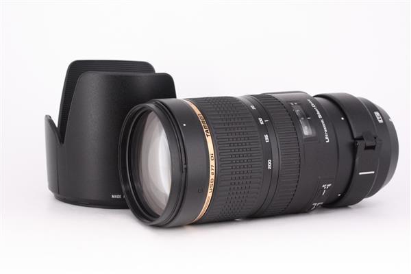 Tamron SP 70-200mm f/2.8 Di VC USD (Nikon AF Fit)