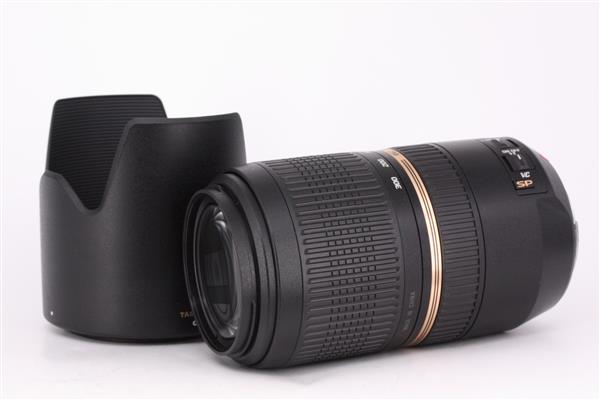 Tamron SP 70-300mm f/4-5.6 Di VC USD Lens (Canon AF)