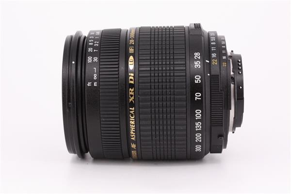 Tamron AF 28-300mm f/3.5-6.3 XR Di LD Aspherical IF Macro (Nikon Fit)
