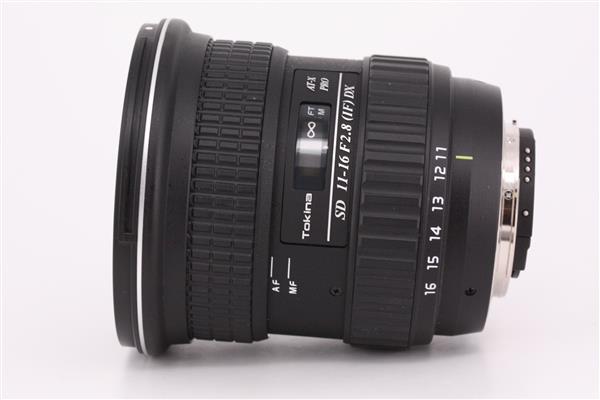 Tokina AT-X DX 11-16mm Pro f/2.8 - Nikon AF
